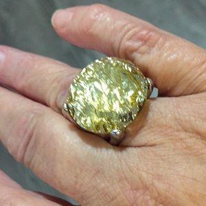 Statement ring  jewelry size 6